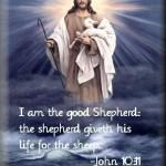 Jesus Christ Shepherd 0601