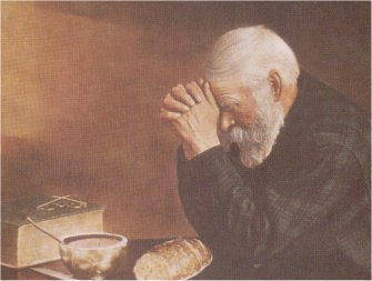 Prayer of the old