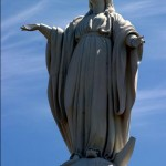 Statue of the Virgin Mary, Parque Metropolitano