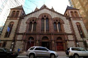 Temple Baptist Church, Philadelphia