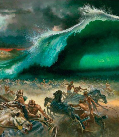 "crossing the red sea poem essay Perfect for acing essays, tests, and quizzes when i put out to sea the other important image in the poem is one of ""crossing,"" suggesting christian."
