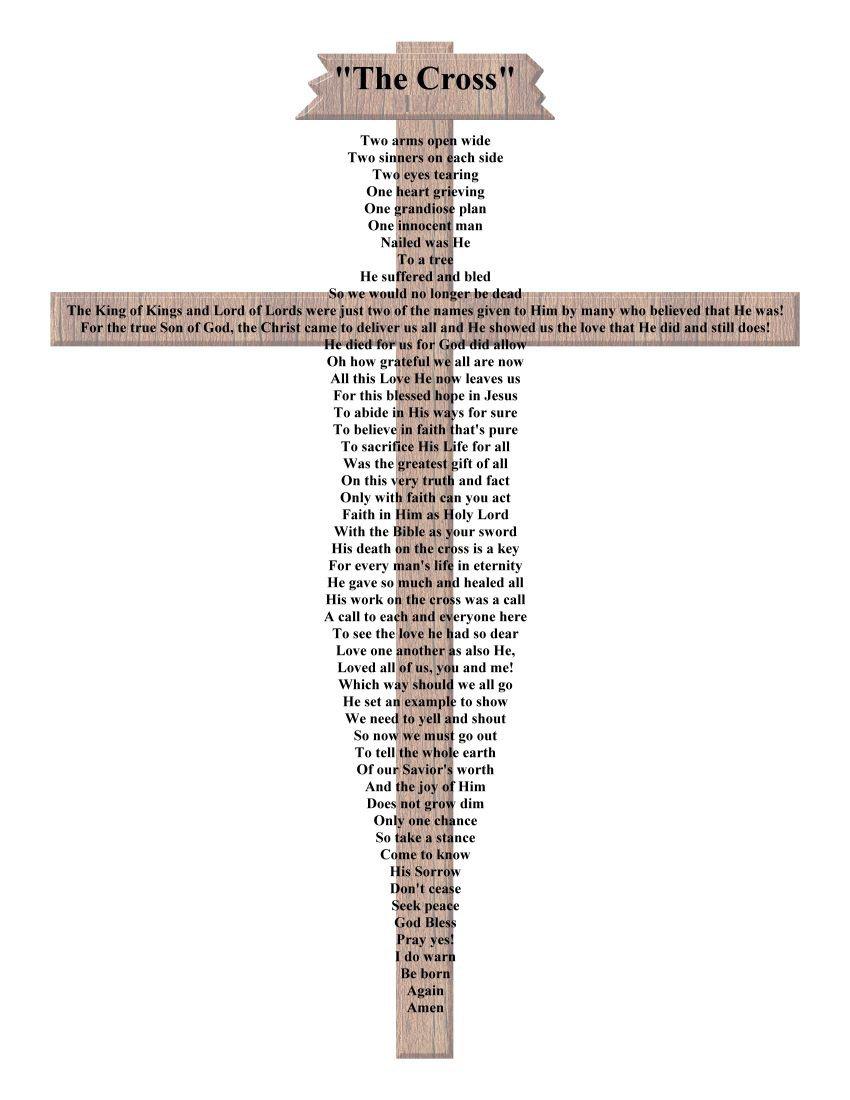 the cross fully explained