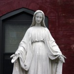 Virgin mary 0611