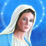 Virgin mary 0612