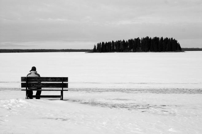 Alone in the Island