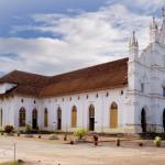 Bharananganam church 01