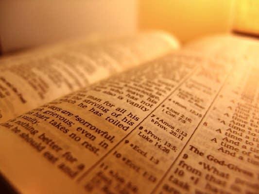 Bible Teachings In Short