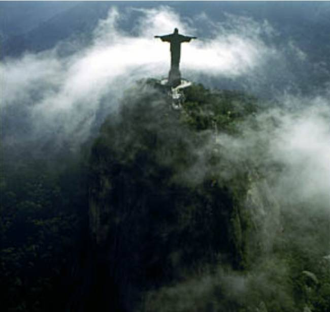 Christ The Redeemer : Pictures of christ the redeemer statue brazil