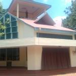 Church built near St Alphonsa\'s home