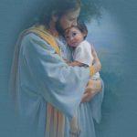 Jesus with Children 1001