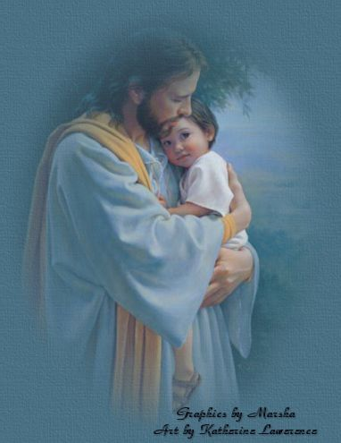Wallpaper Jesus Love Me : Jesus With children Wallpapers Set 10