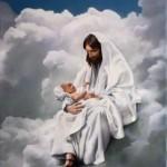 Jesus with Children 1005