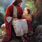 Jesus with Children 1006