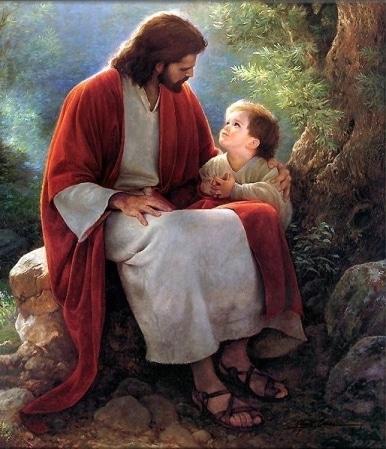 Children wallpapers – set 10 we all know that jesus loved children
