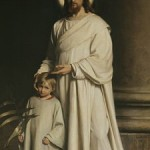 Jesus with Children 1007