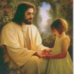 Jesus with Children 1010