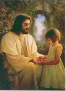 Jesus With Children Wallpapers - Set 10