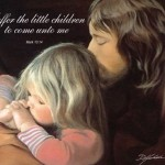 Jesus with Children 1013