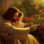 Jesus with Children 1014