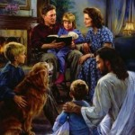 Jesus with Children 1015