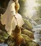 Jesus with Children 1016