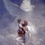 Jesus with Children 1018