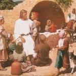 Jesus with Children 1020