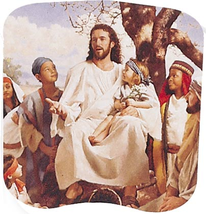 images of jesus for children