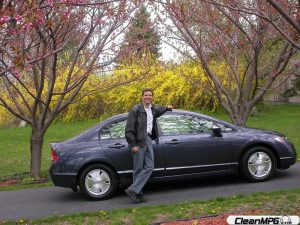 Me and My New Car