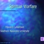 Spiritual Warfare slide 00