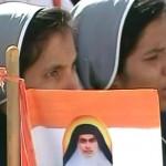 St. Alphonsa Canonization Pics 0113