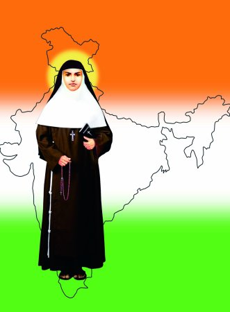 St Alphonsa India