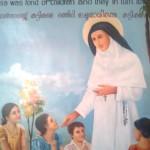 St Alphonsa wall paintings 01