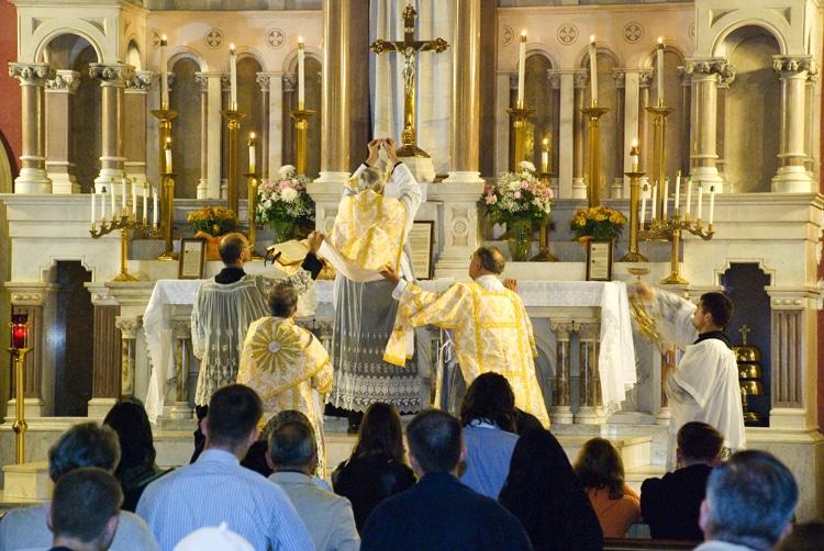 Sunday Holy Mass