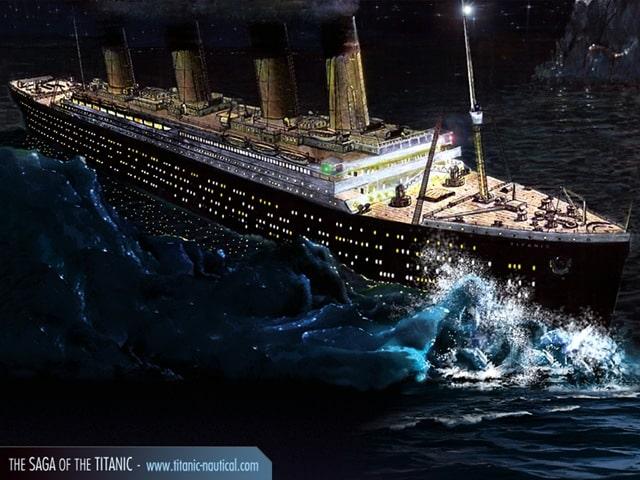 Story : The Titanic\'s Last Hero