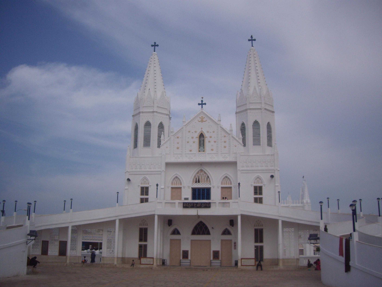 Vailankanni India  city photos gallery : Vailankanni Shrine – Tamil Nadu, India
