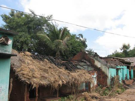 Violence against Christians in Orissa, India