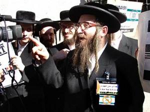 A priest and a rabbi