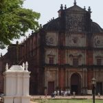 Basilica of Bom Jesus - Goa, India 01