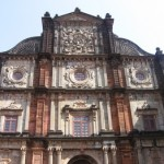 Basilica of Bom Jesus - Goa, India 02
