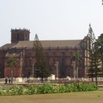 Basilica of Bom Jesus - Goa, India 04