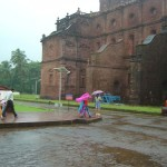 Basilica of Bom Jesus - Goa, India 11
