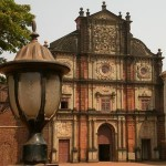Basilica of Bom Jesus - Goa, India 12