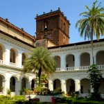 Basilica of Bom Jesus - Goa, India 14