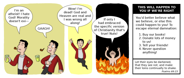 Beware of Hell