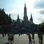 Lourdes Holy Place 0107
