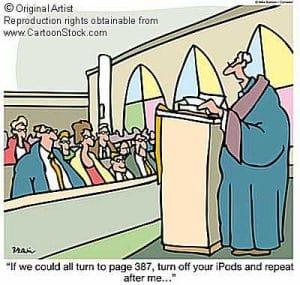 Sermon wits