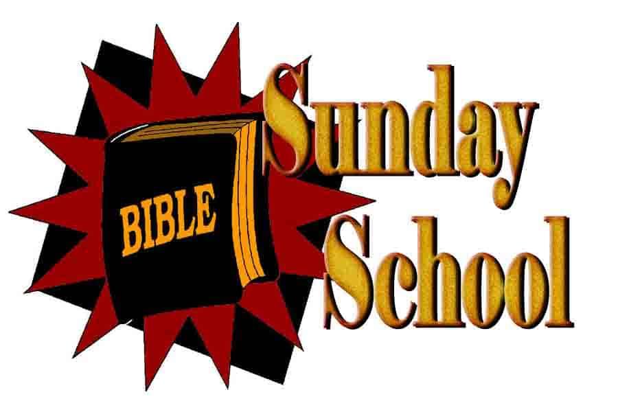 Sunday School Logo