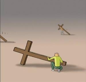 The Cross Walk 08