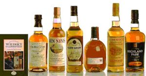 whisky wine